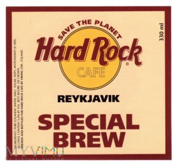 Hard Rock Cafe Special Brew