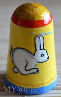CHIŃSKI ZODIAK-królik