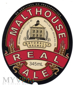 MALTHOUSE REAL ALE
