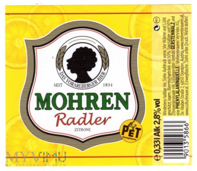 MOHREN RADLER