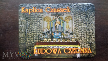 Kudowa-Czermna Kaplica Czaszek