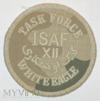 Polskie Siły Zadaniowe ISAF w Afganistanie. XII zm