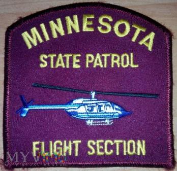 Minnesota policja stanowa sekcja lotnicza