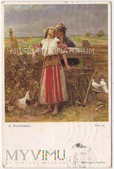 Piotrowski - Idylla - 1910