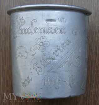 Pruski kubek trinkbecher M1893