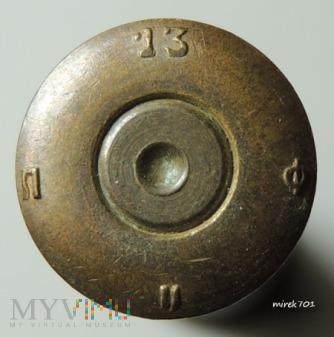 Łuska 7,62x54 R Mosin 13 Ф II П