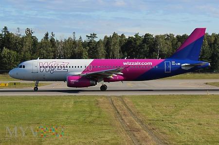 Duże zdjęcie Airbus A320-232 - HA-LWN
