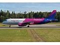 Airbus A320-232 - HA-LWN
