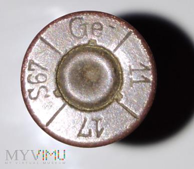 Luska 7,92x57 Mauser
