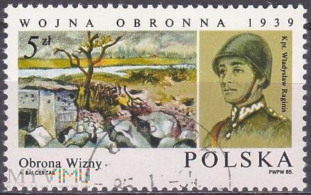 Defense of Wizny, capt. Wladyslaw Raginis