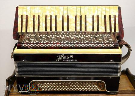 Duże zdjęcie Niemiecki akordeon