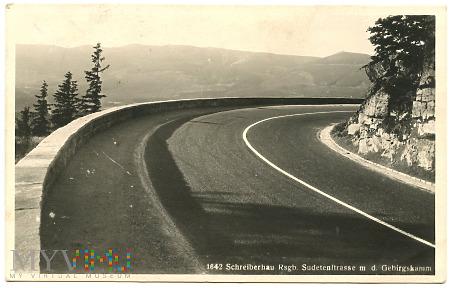 Karkonosze - Schreiberhau - Sudetenstrasse
