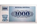 Zobacz kolekcję SŁOWENIA banknoty