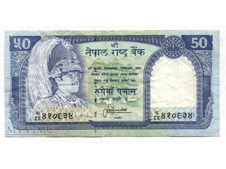 50 Rupi nepalskich