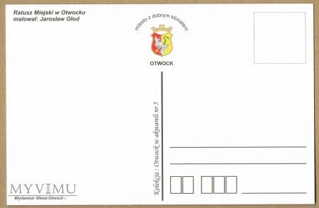 Pocztówka : Kolekcja - Otwock w akwareli nr 5