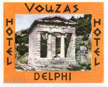 "Grecja - Delphi - Hotel ""Vouzas"""