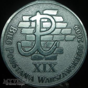 080. XIX Bieg Powstania Warszawskiego 2009
