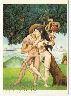 D. Mennebeuf - Adam i Ewa niepoważnie