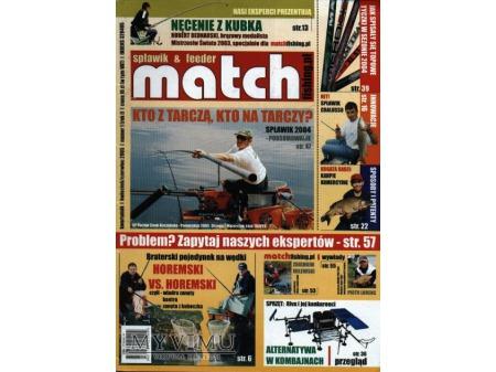 Match Fishing 1-2'2005