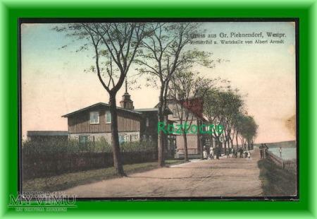 GDAŃSK Danzig , Płonia Wielka Groß Plehnendorf