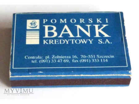 POMORSKI BANK KREDYTOWY S.A.