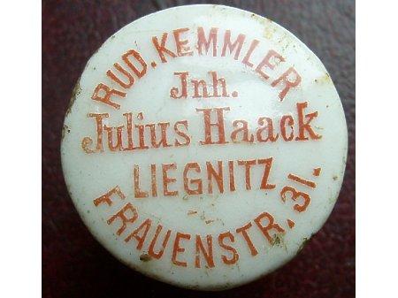 Rud.Kemmler Jnh.Julius Haack Liegnitz