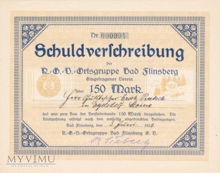 Obligacja Heufuderbaude Bad Flinsberg