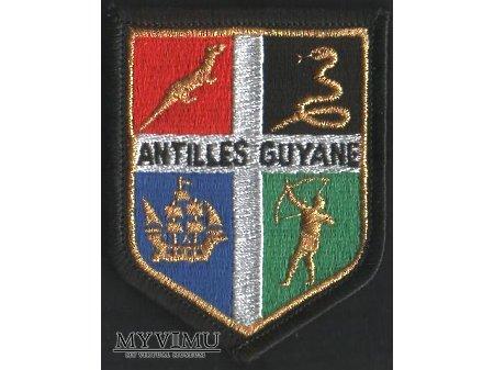 ANTYLE FRANCUSKIE (FRANCJA)