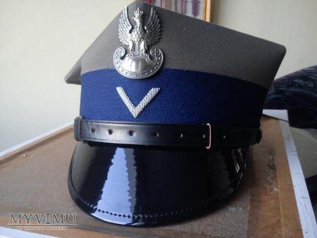 czapka rogatywka