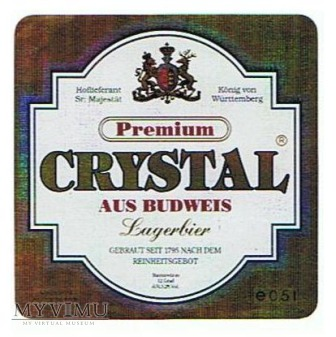 premium crystal