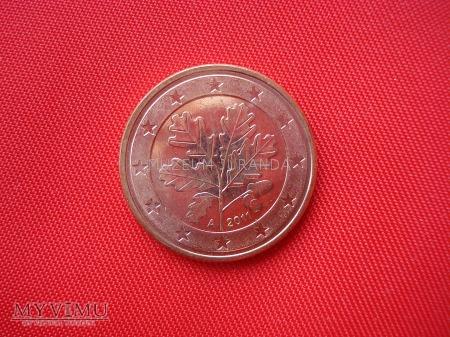 5 euro centów - Niemcy