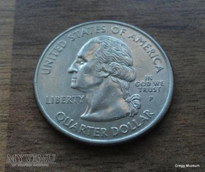 Quarter Dollar - Colorado 2006