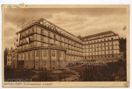 Krynica - Sanatorium Lwigród - 1938