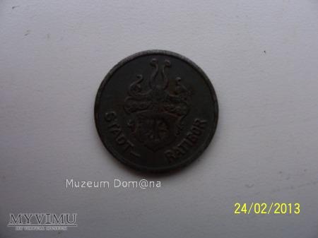 MONETA ZASTĘPCZA RACIBÓRZ - 10 Pf- 1918 rok