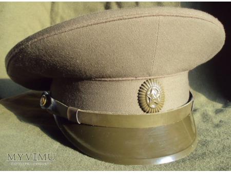 Czapka polowa oficera ZSRR