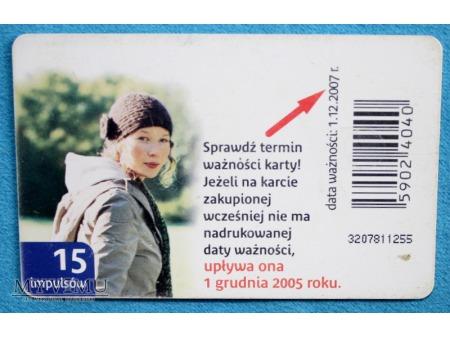 Karta promocyjna