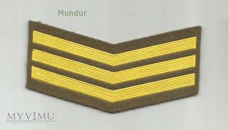 Oznaka lat służby - 3 rok