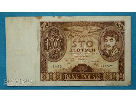 100 Złotych 1934