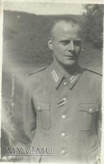 Niemiecki żołnierz Heer