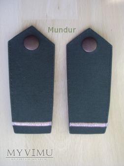 Oznaki stopnia Polizei - Polizeikommissaranwärter