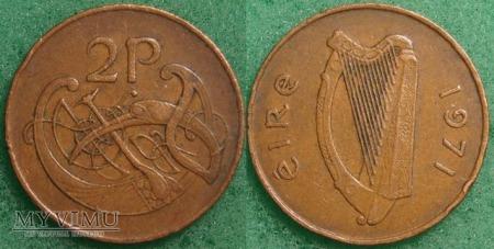 Irlandia, 2 P 1971
