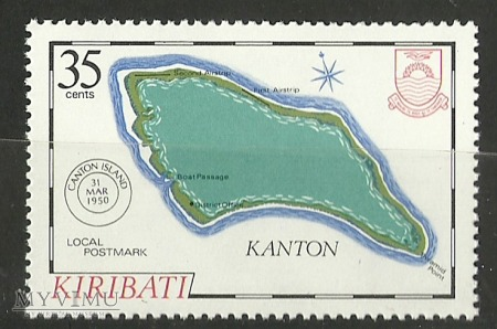 Duże zdjęcie Canton and Enderbury Islands
