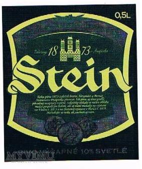 stein pivo výčapné 10% svetlé