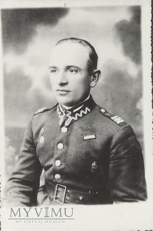 Plutonowy Józef Pacholczyk z 25 Pułku Ułanow W.