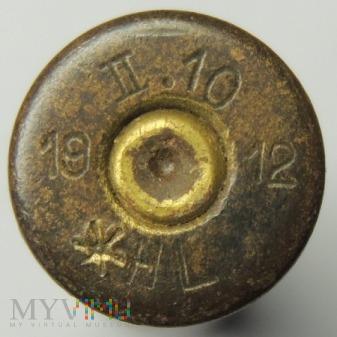 Łuska 8x58 R Krag II.10 12 HL 19