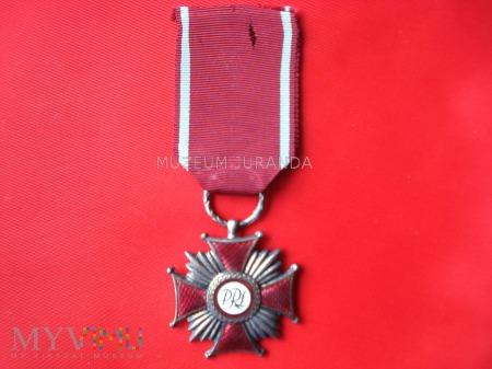 PRL - Srebrny Krzyż Zasługi