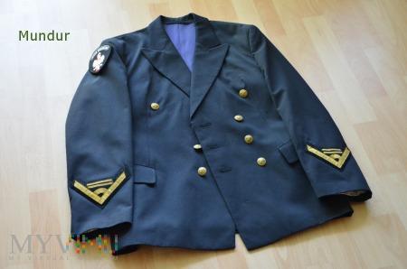 Mundur służbowy SG - morski oddział