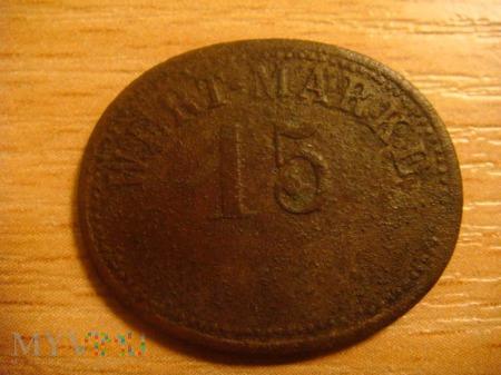 15 WERT-MARKE