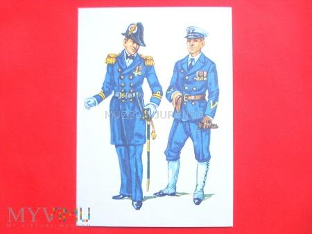 Porucznik i bosman - 1935 rok