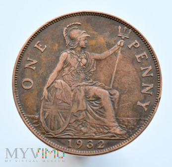 One Penny 1932